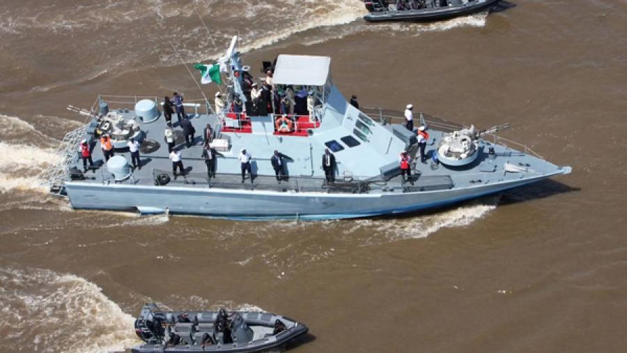 Central Naval Command patrols Bayelsa, Delta seas