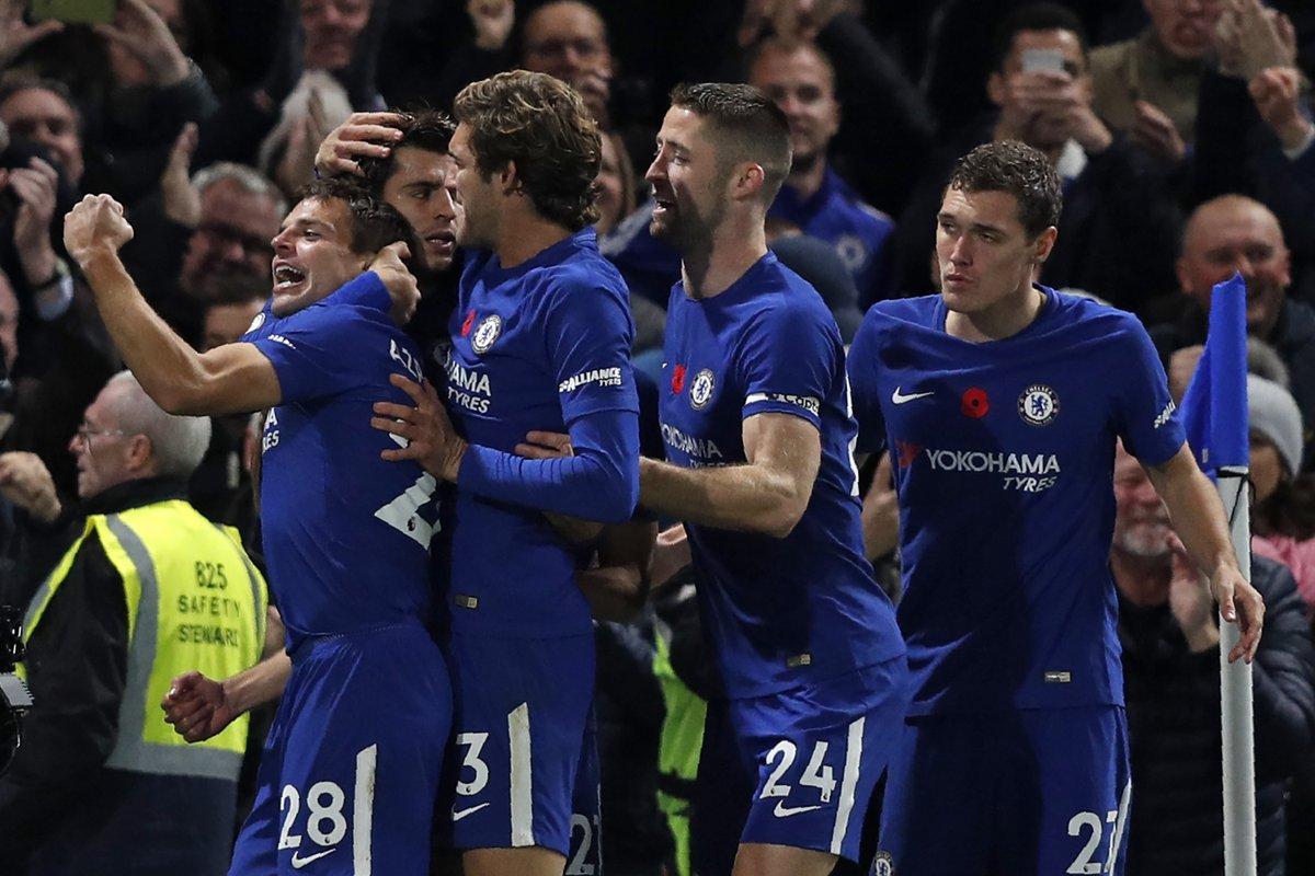 EPL : Man City, Chelsea win on Super Sunday
