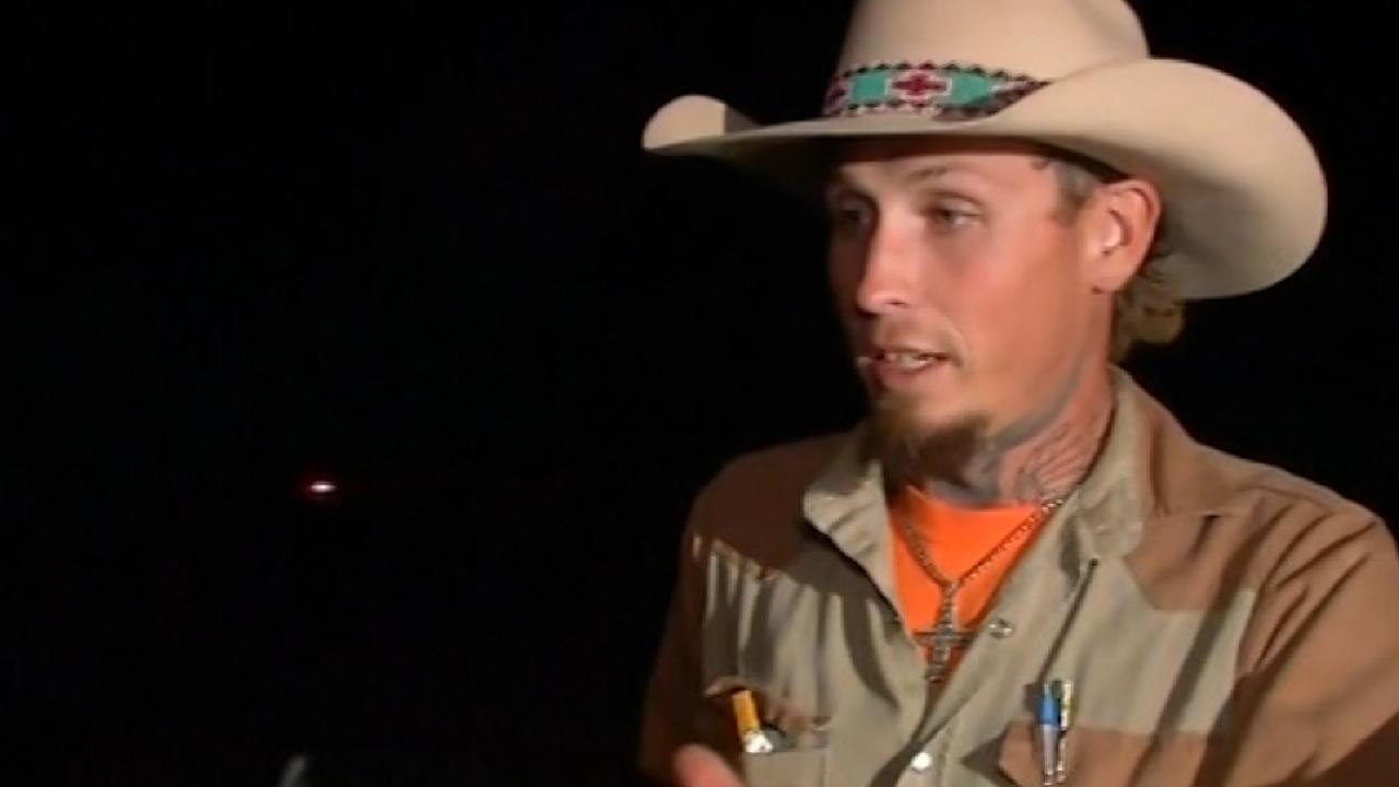 Texas hero tells story of chasing down Baptist church shooter