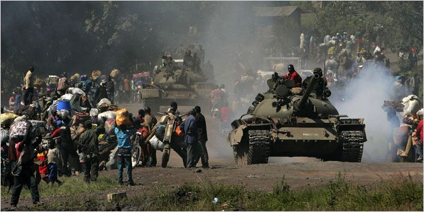 Congo forces clash with renegade colonel in eastern city of Bukavu