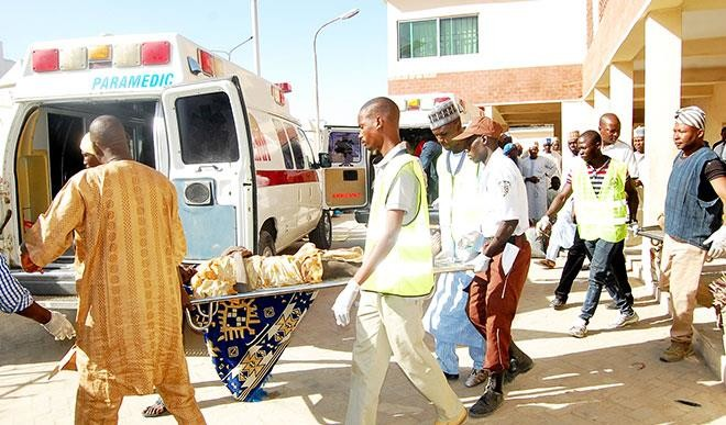 Two suicide bombers blow themselves up in Dikwa IDP camp