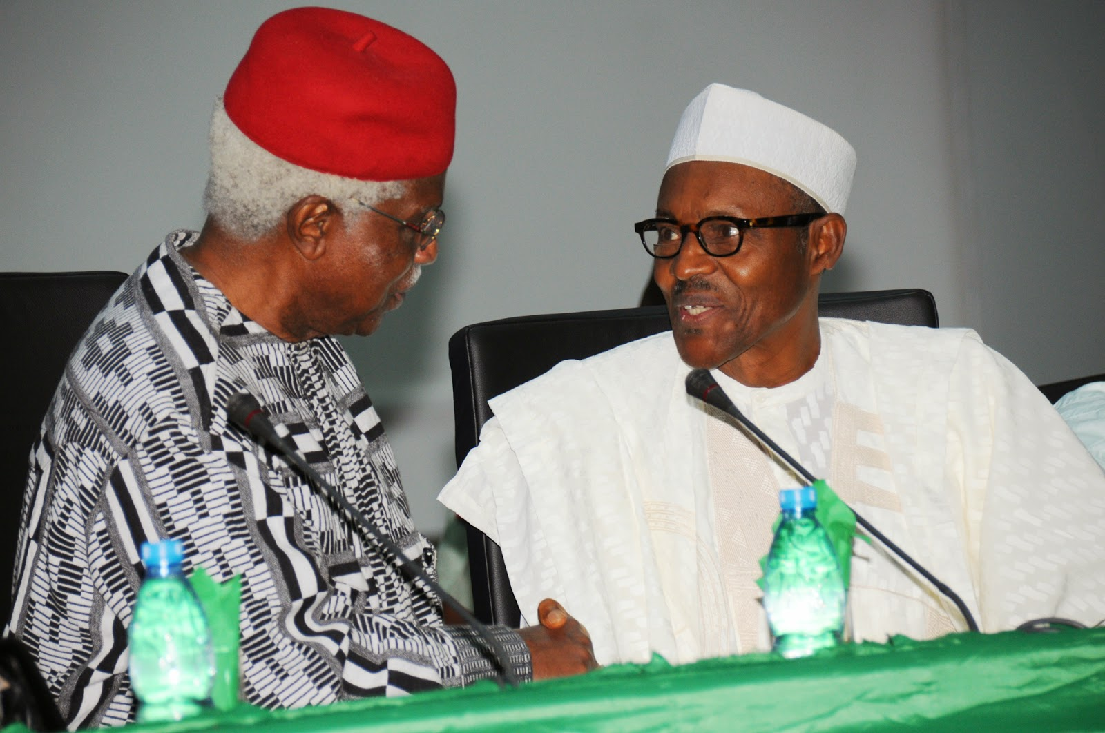 Buhari approves Ekwueme's immediate treatment abroad