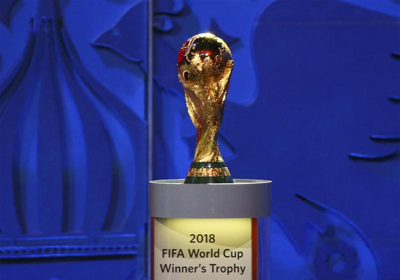 2018 FIFA W/Cup trophy to arrive Nigeria March for fans experience