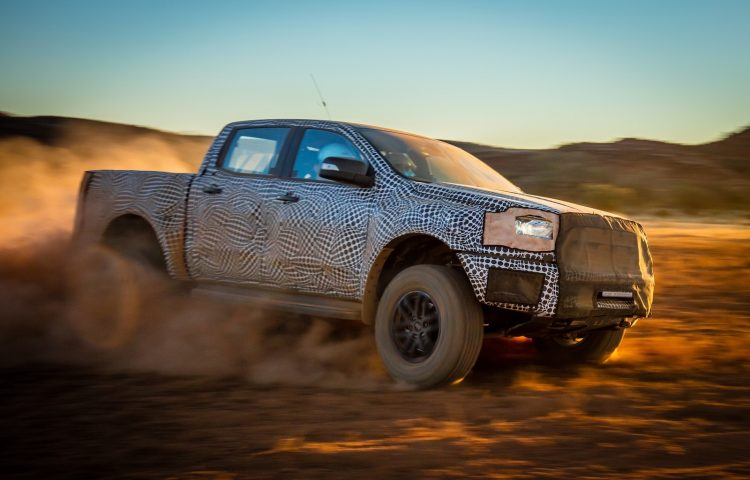 Ford's Ranger Raptor to be produced in South Africa