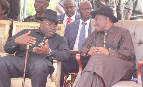 Jonathan, Dickson preach unity at Bozimo lying-in-state