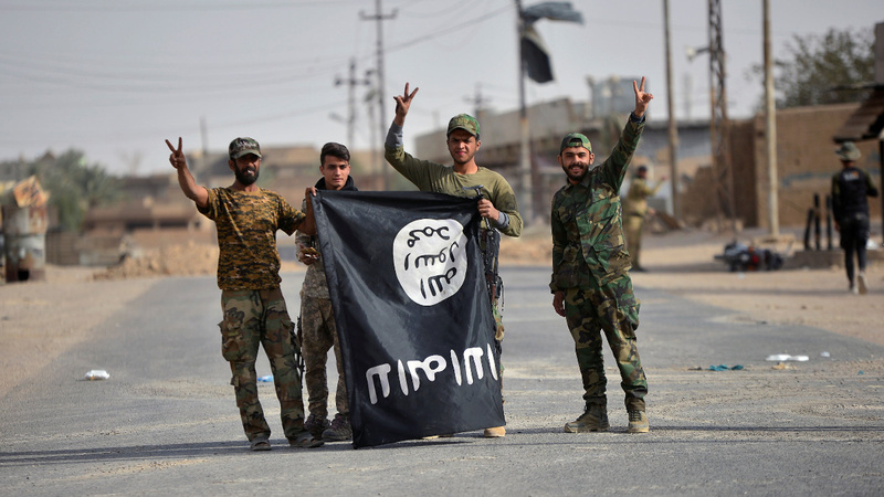 Iraqi forces seize key foothold al-Qaim from Islamic State