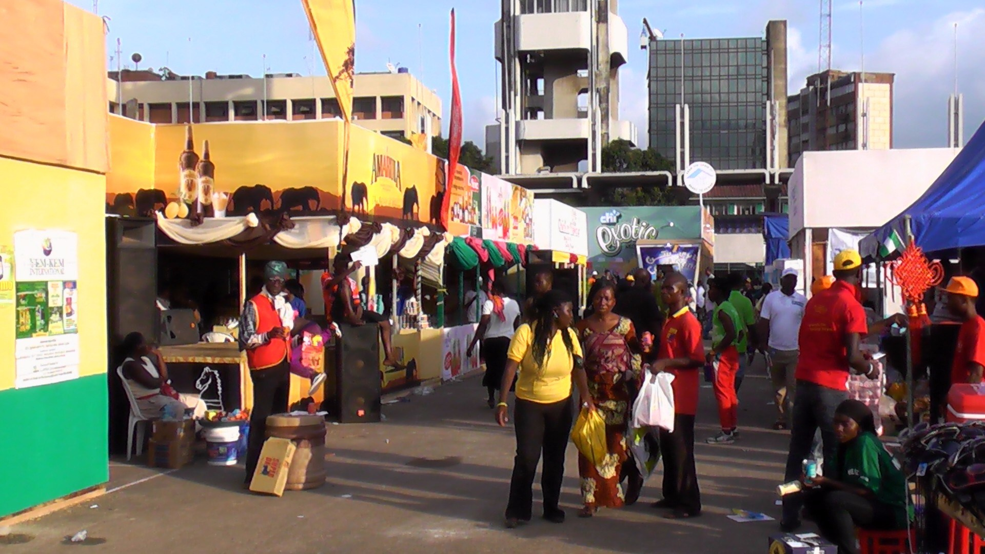 2017 Lagos International Trade Fair kicks off