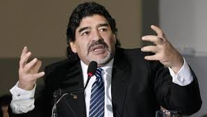 Maradona wants Argentina job after Nigeria defeat