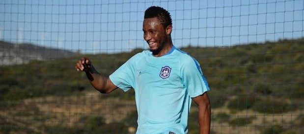 Mikel nominated for Tianji Teda player of the year Award
