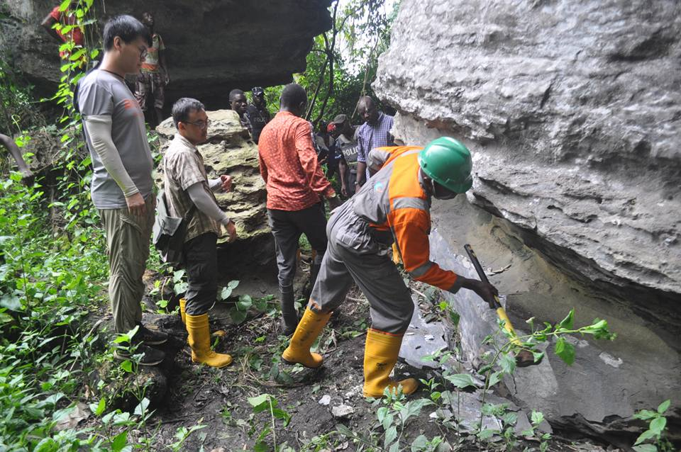 Chinese Geologists discover more solid mineral deposits in Cross River