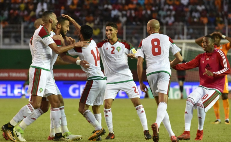 Morocco, Tunisia complete Africa's five slots for Russia 2018 World Cup