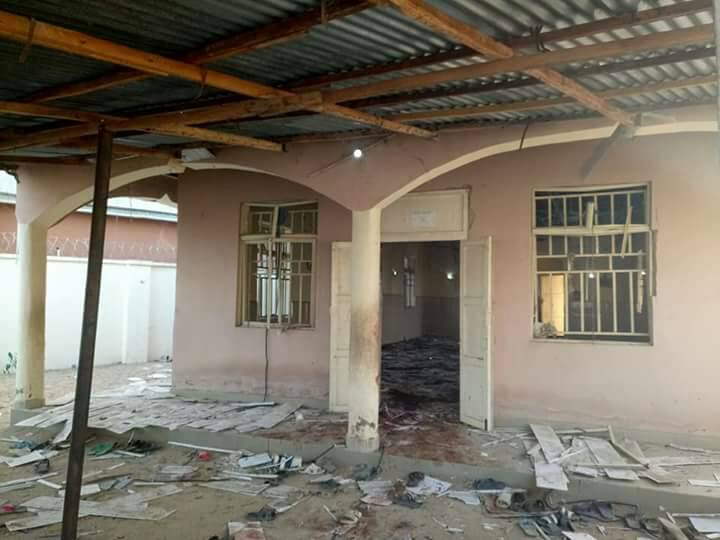 "Mubi mosque attack ""cruel and dastardly"" – Buhari"