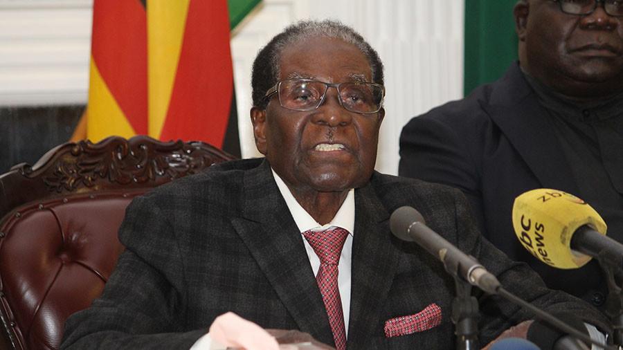 Robert Mugabe's resignation letter in full