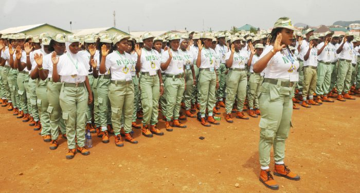 Corps members told to reveal their health status