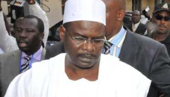 Court voids Ndume's suspension, ordered to resume