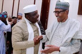 Okorocha endorses Buhari for re-election bid