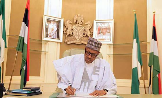Buhari urges NASS to quickly pass disease control bill
