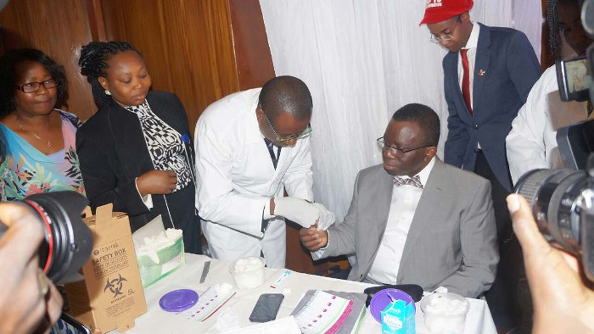 FG plans N1b support to fight HIV/AIDS through NHIS