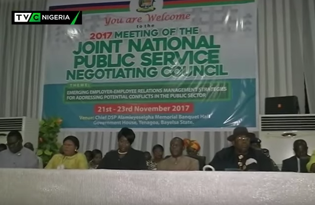 Joint National Public Service negotiating Council meets in Yenagoa
