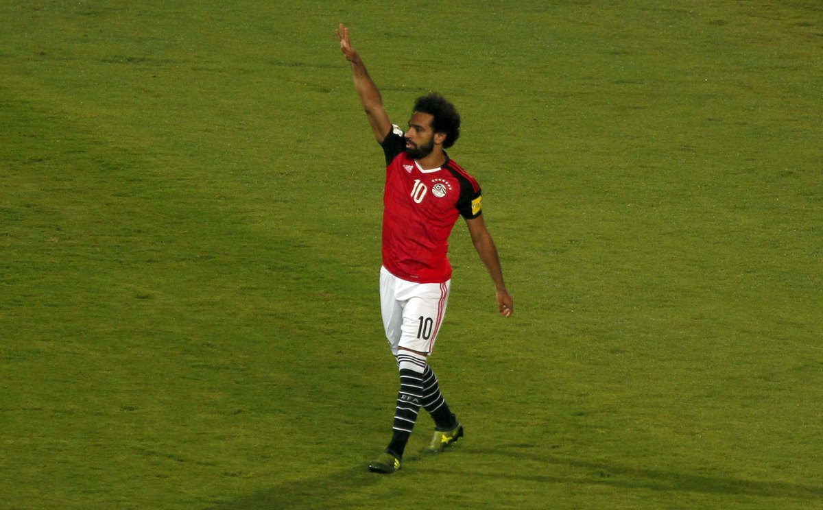 W/Cup Qualifier: Salah out of Egypt, Ghana clash