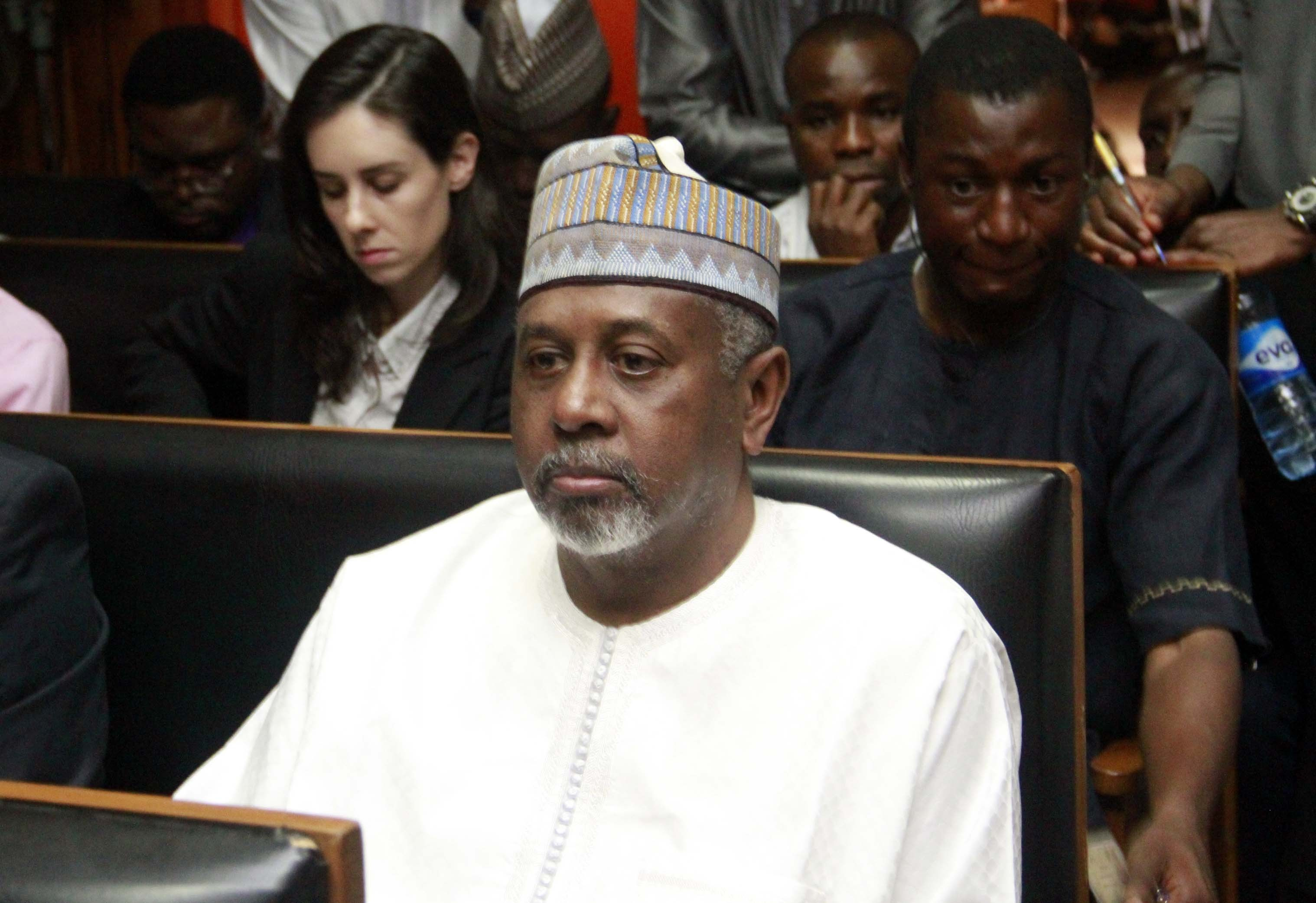 Metuh's trial: Dasuki's testimony marred by incoherent speech