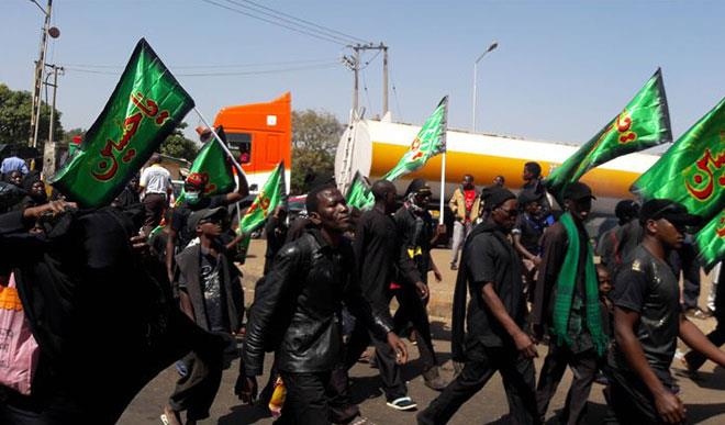 Police arrest 10 Shi'ite members in Kano