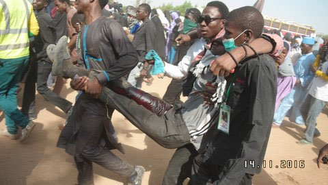 Kano: Two feared dead as police, Shi'ites clash