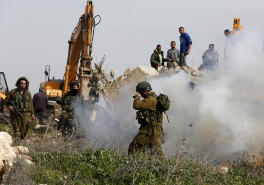 Court stops Army from demolishing homes