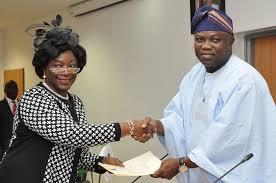 Ambode inaugurates Adesoye as 20th Head of Service
