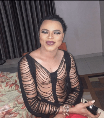 Police ignored officer who raped minor but arrested Bobrisky for being gay – Fan laments