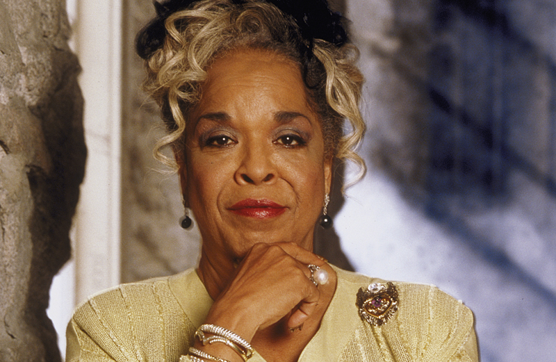 Actress, 'Touched by an Angel' Star, Della Reese is dead