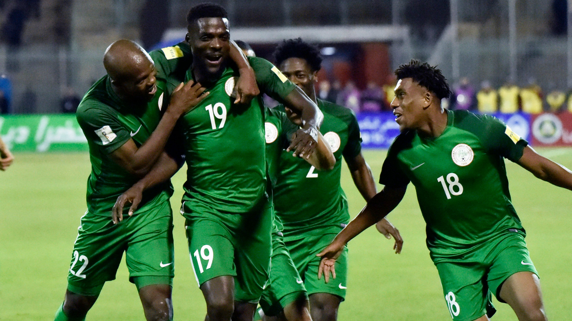 Super Eagles Triumph over Argentina