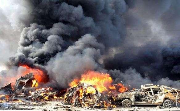 Bomb blast kills worshipers in Adamawa mosque