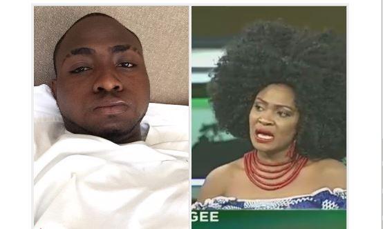 Why Davido didn't win AFRIMA award – Muma Gee