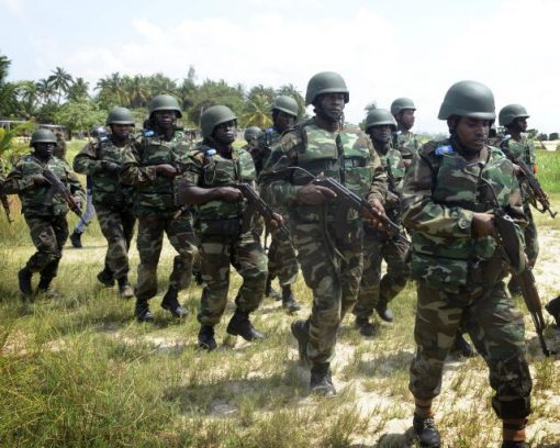 Nigerian Army ends Operation Crocodile Smile II in Lagos