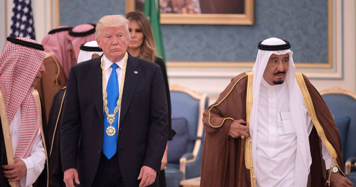 U.S. urges Saudi to be fair in prosecuting suspected corrupt officials