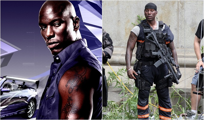 Tyrese threatens to quit Fast & Furious