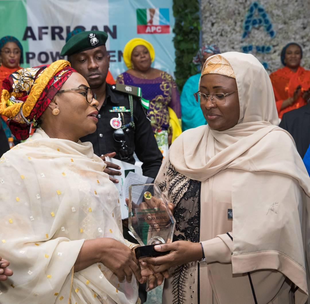 Aisha Buhari inaugurates  50-bed capacity maternity complex in Daura