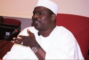Ndume supports release of $1bn to fight Boko Haram