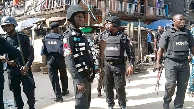Ogun police inaugurates new area command