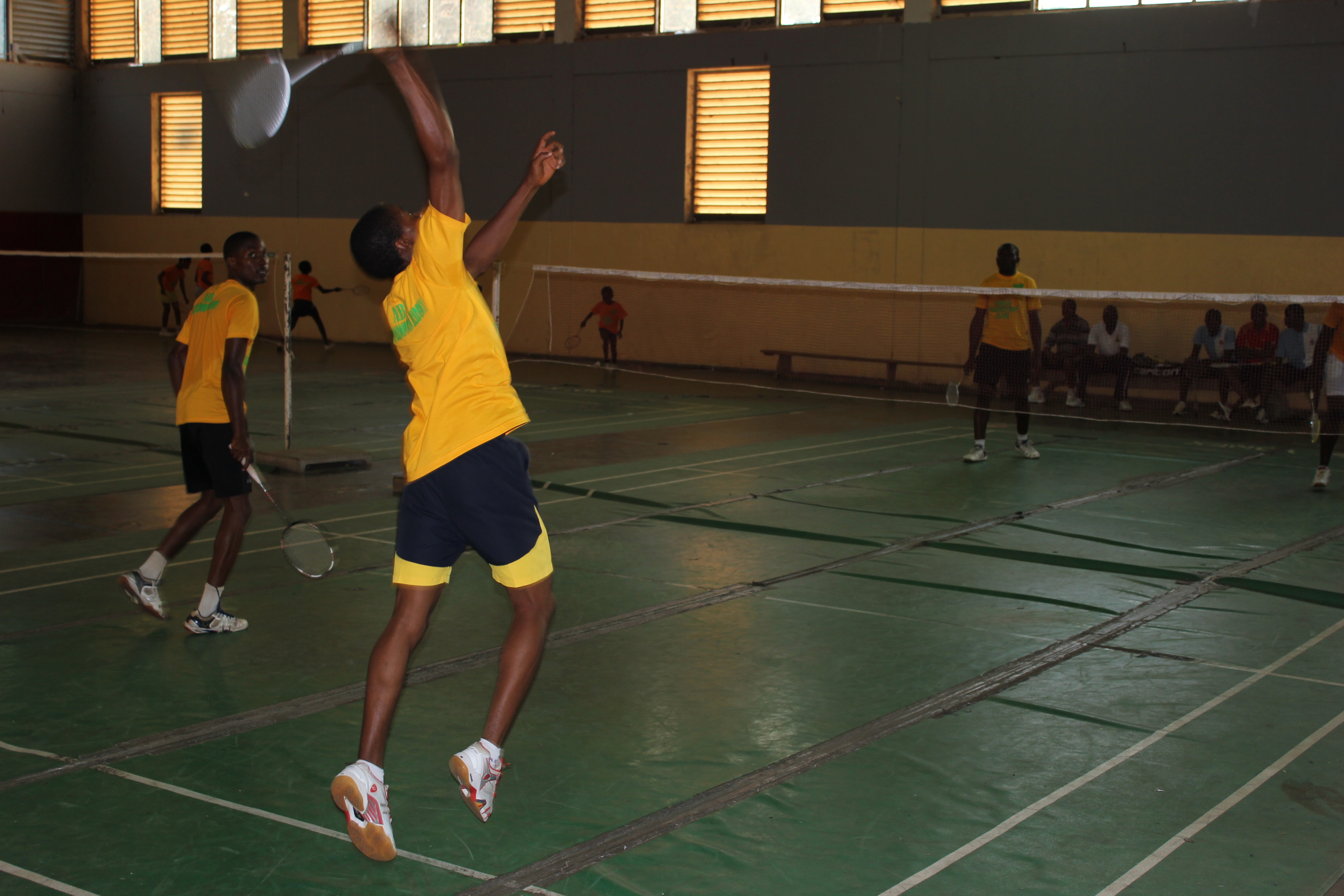 Nigerian Badminton Players identify inadequate facilities, poor awareness as major  challenges