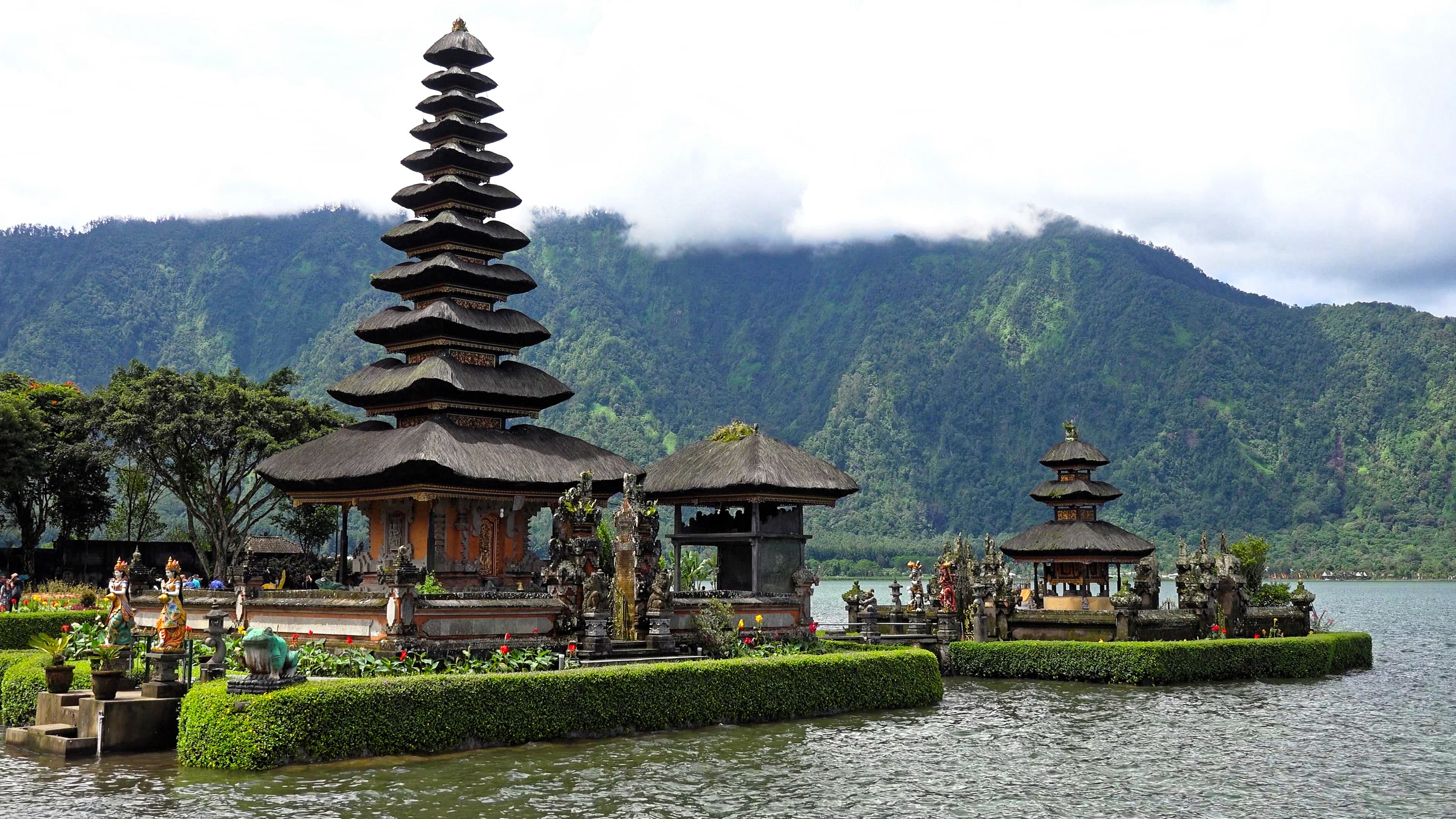 Indonesia's Island Bali welcomes visitors for Yuletide