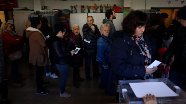 Catalonia begins voting in pivotal election