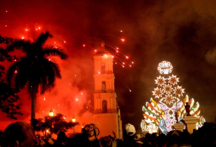 39 injured at Cuban festival after fireworks explosion