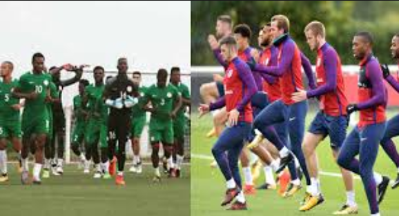 Super Eagles set to play England in Wembley stadium