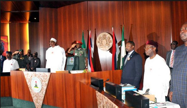 FEC approves N8.7 trillion 2019 budget estimate