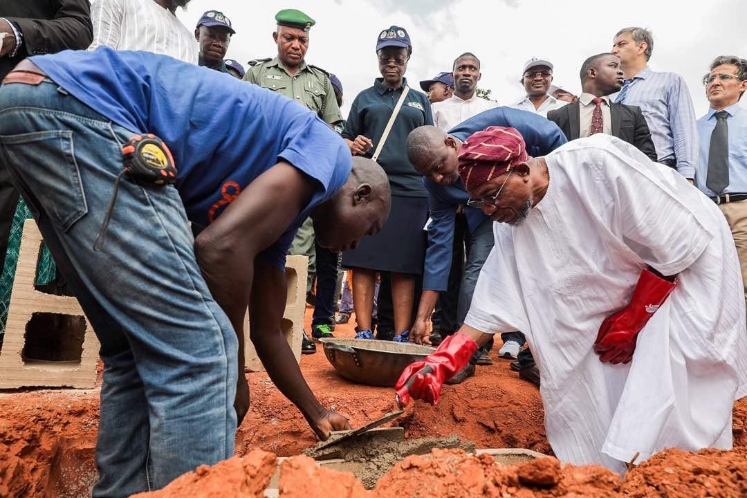 Governor Aregbesola inaugurates N48m Ilesa water project