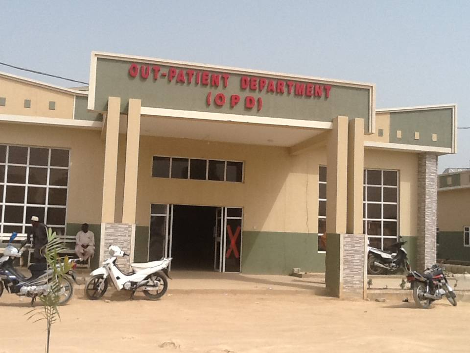 Group distributes relief materials to patients in Katsina General Hospital