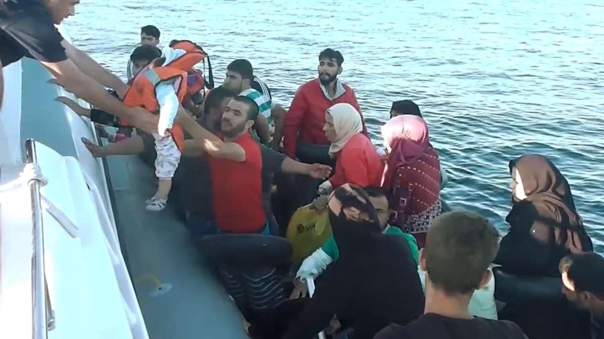 Libyan coastguard intercepts 96 migrants at sea