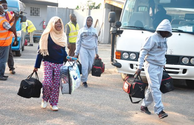 249 more Nigerians repatriated from Libya